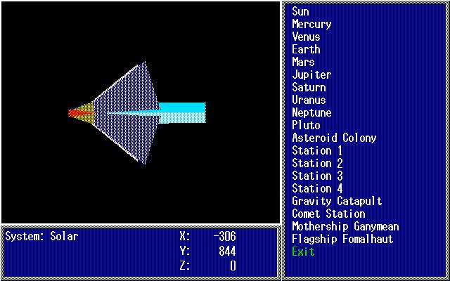 Star Cruiser 2 – Nebulous Translations